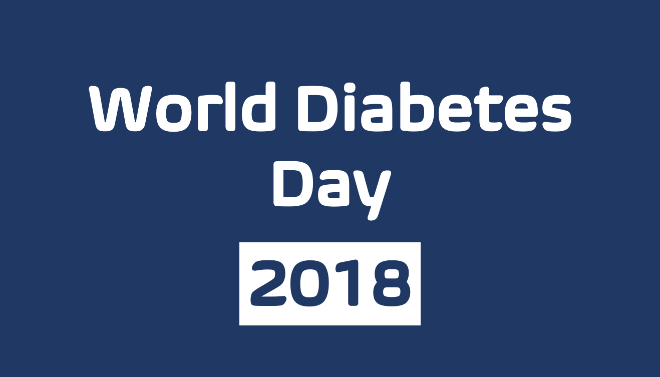 World Diabetes Day (2018)